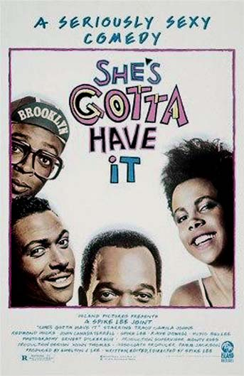 SHE'S GOTTA HAVE IT @ FilmPosters.com