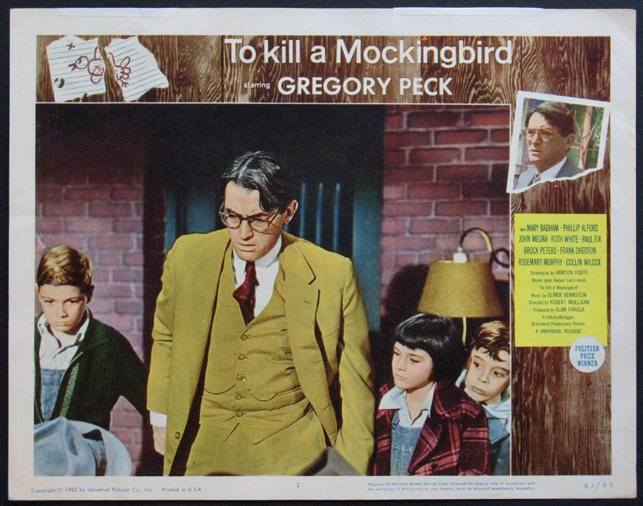 TO KILL A MOCKINGBIRD @ FilmPosters.com
