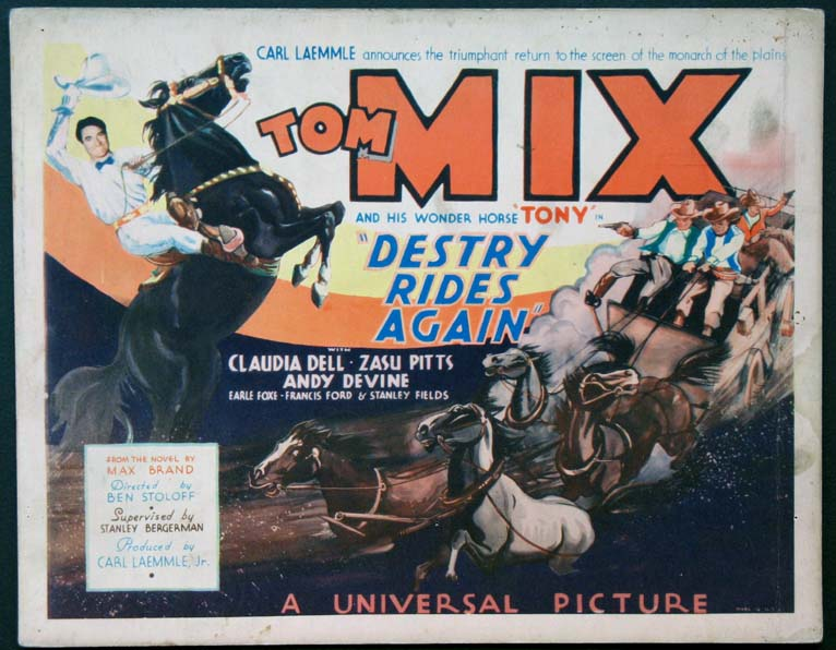DESTRY RIDES AGAIN @ FilmPosters.com