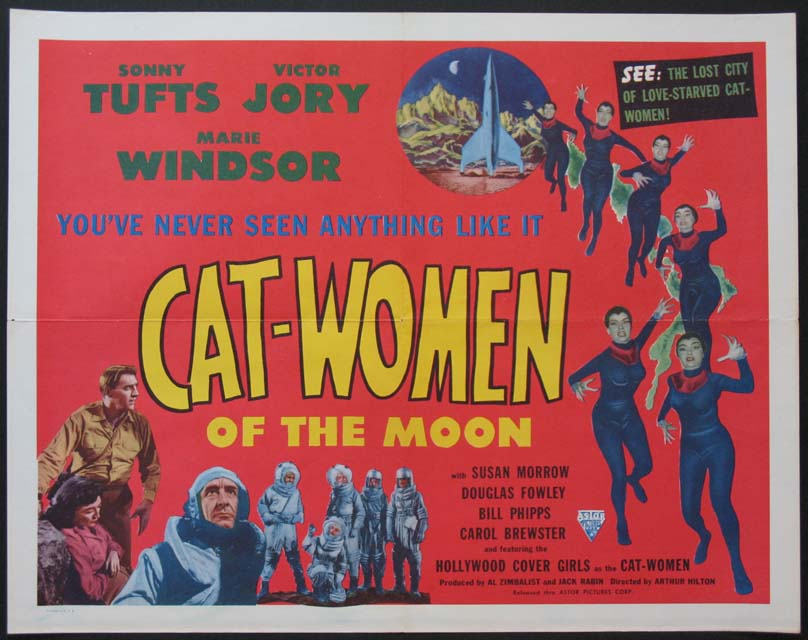 CAT-WOMEN OF THE MOON (Cat Women of the Moon) @ FilmPosters.com