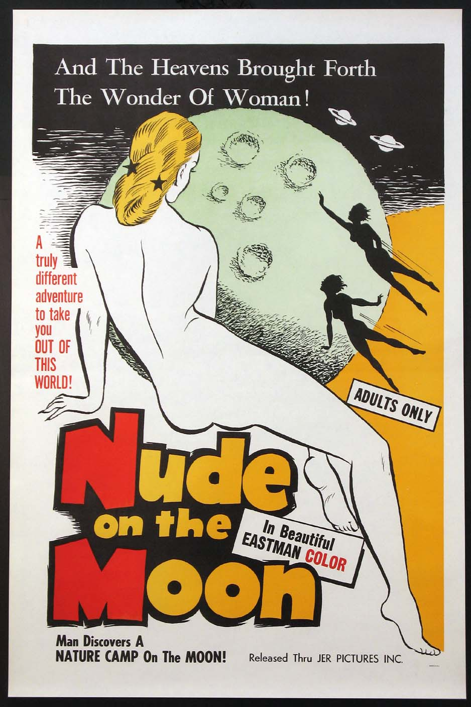 NUDE ON THE MOON @ FilmPosters.com