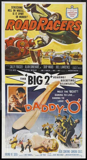 ROADRACERS / DADDY-O @ FilmPosters.com