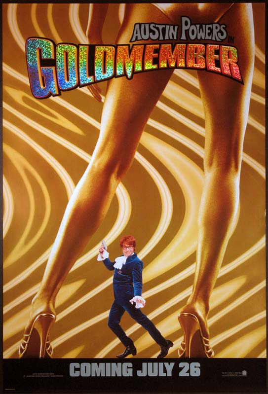 GOLDMEMBER (Austin Powers in Goldmember) @ FilmPosters.com