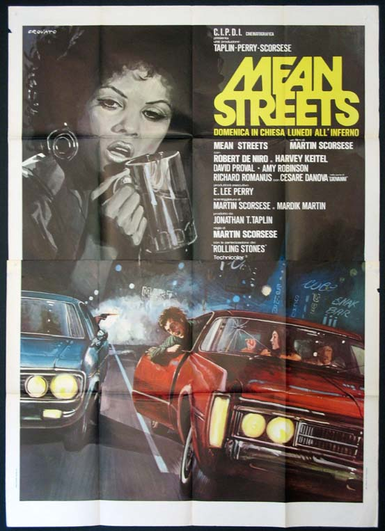 MEAN STREETS @ FilmPosters.com