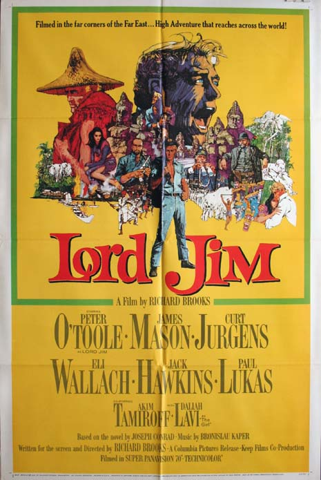 LORD JIM @ FilmPosters.com