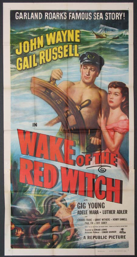 WAKE OF THE RED WITCH @ FilmPosters.com