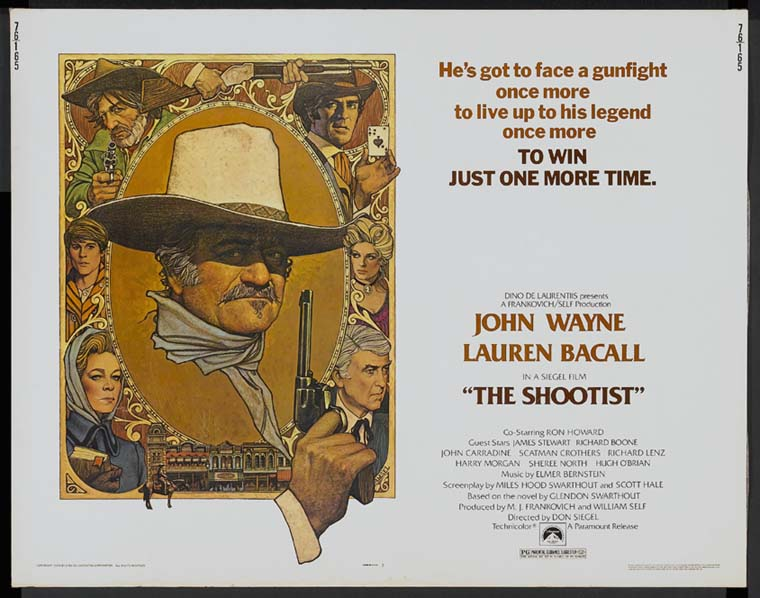 SHOOTIST, THE (The Shootist) @ FilmPosters.com