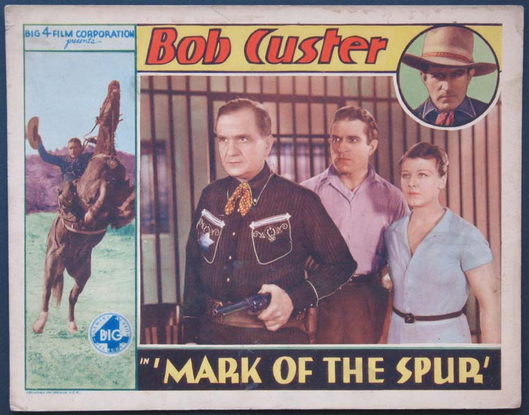 MARK OF THE SPUR @ FilmPosters.com