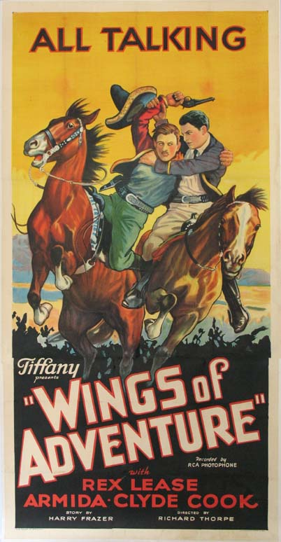 WINGS OF ADVENTURE @ FilmPosters.com