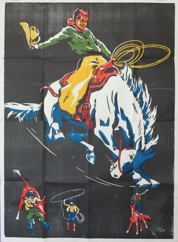 STOCK RODEO POSTER @ FilmPosters.com