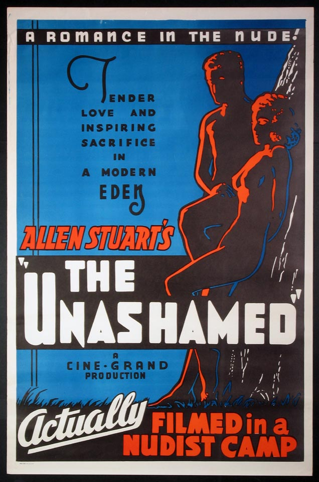 UNASHAMED, THE (The Unashamed) @ FilmPosters.com