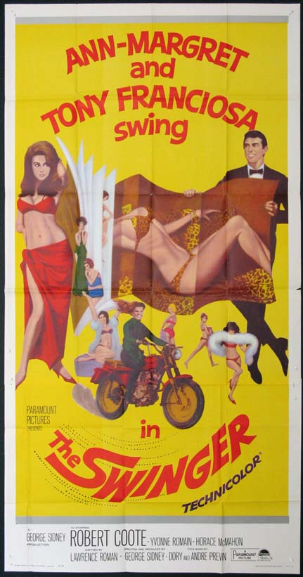 SWINGER, THE (The Swinger) @ FilmPosters.com