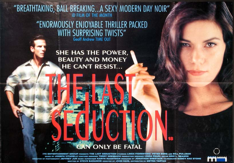 LAST SEDUCTION, THE @ FilmPosters.com
