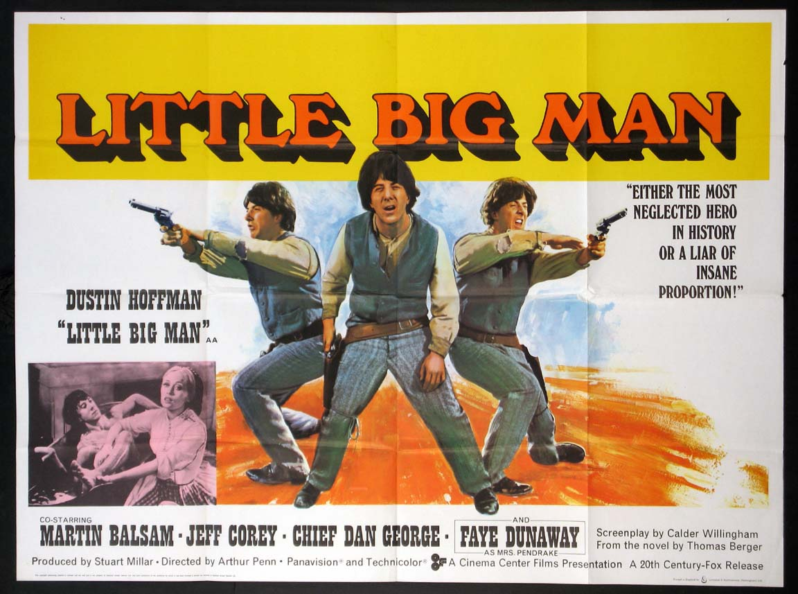 LITTLE BIG MAN @ FilmPosters.com