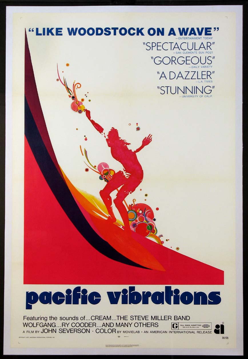 PACIFIC VIBRATIONS @ FilmPosters.com