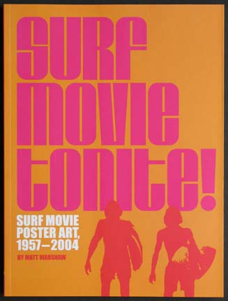 SURF MOVIE TONITE @ FilmPosters.com