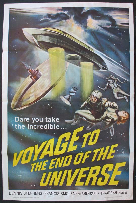VOYAGE TO THE END OF THE UNIVERSE (Ikarie XB 1) @ FilmPosters.com