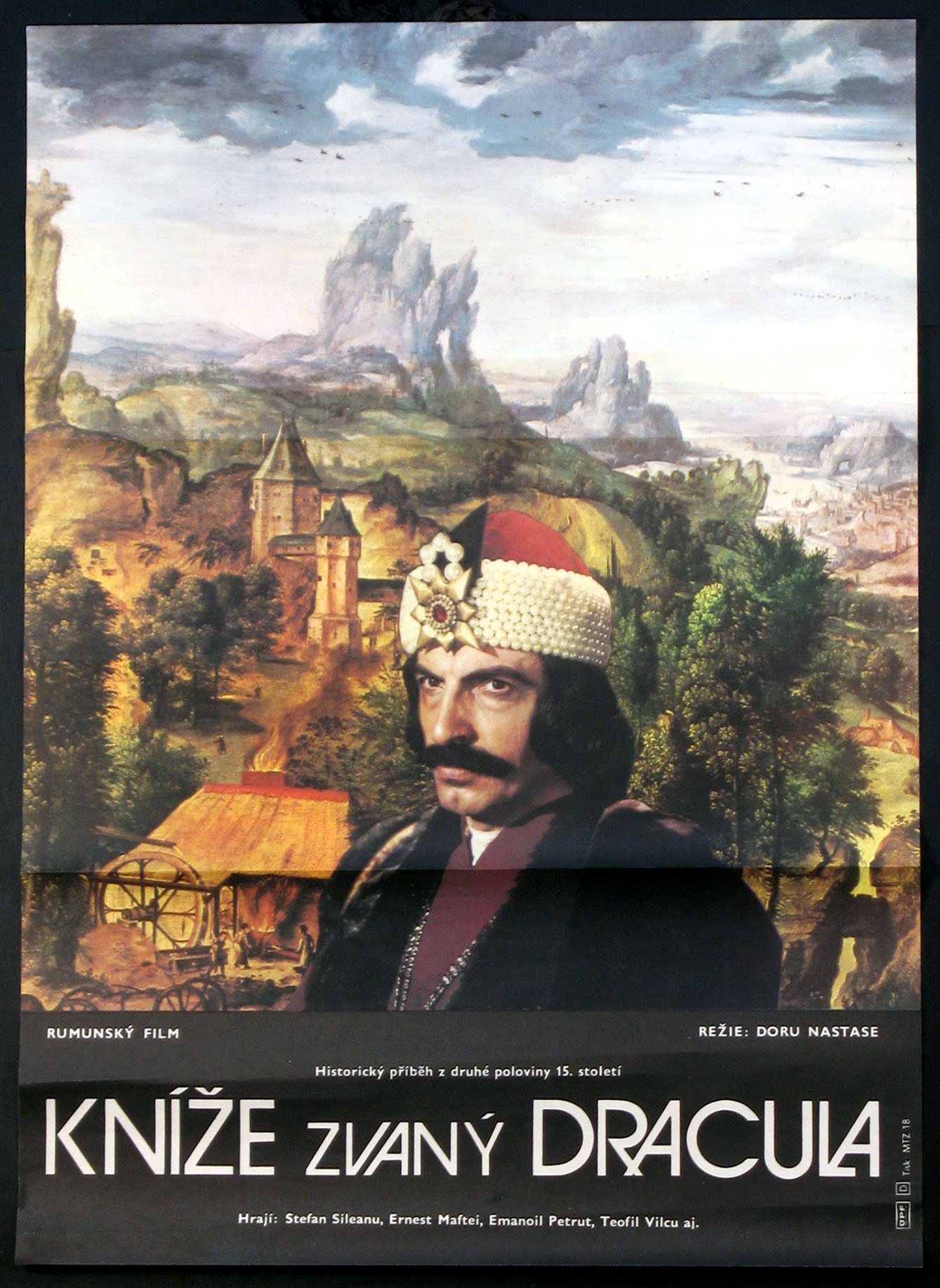 VLAD TEPES: THE TRUE STORY OF DRACULA @ FilmPosters.com