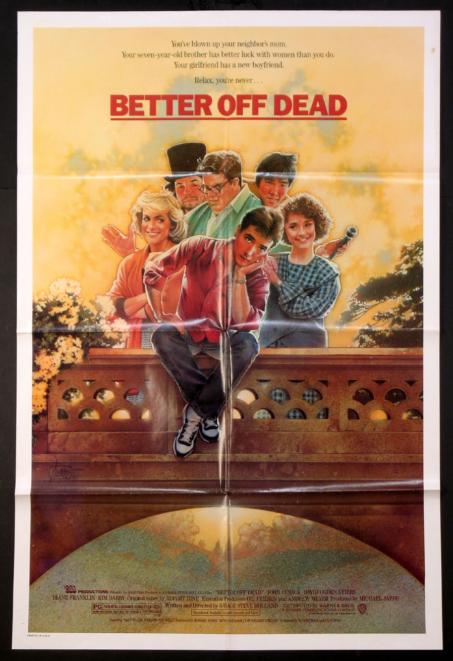 BETTER OFF DEAD @ FilmPosters.com