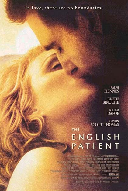 ENGLISH PATIENT, THE (The English Patient) @ FilmPosters.com