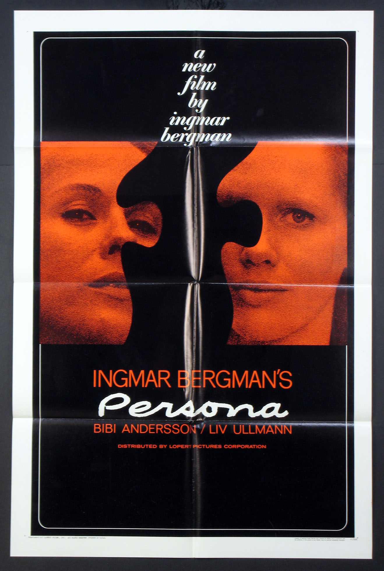 PERSONA @ FilmPosters.com