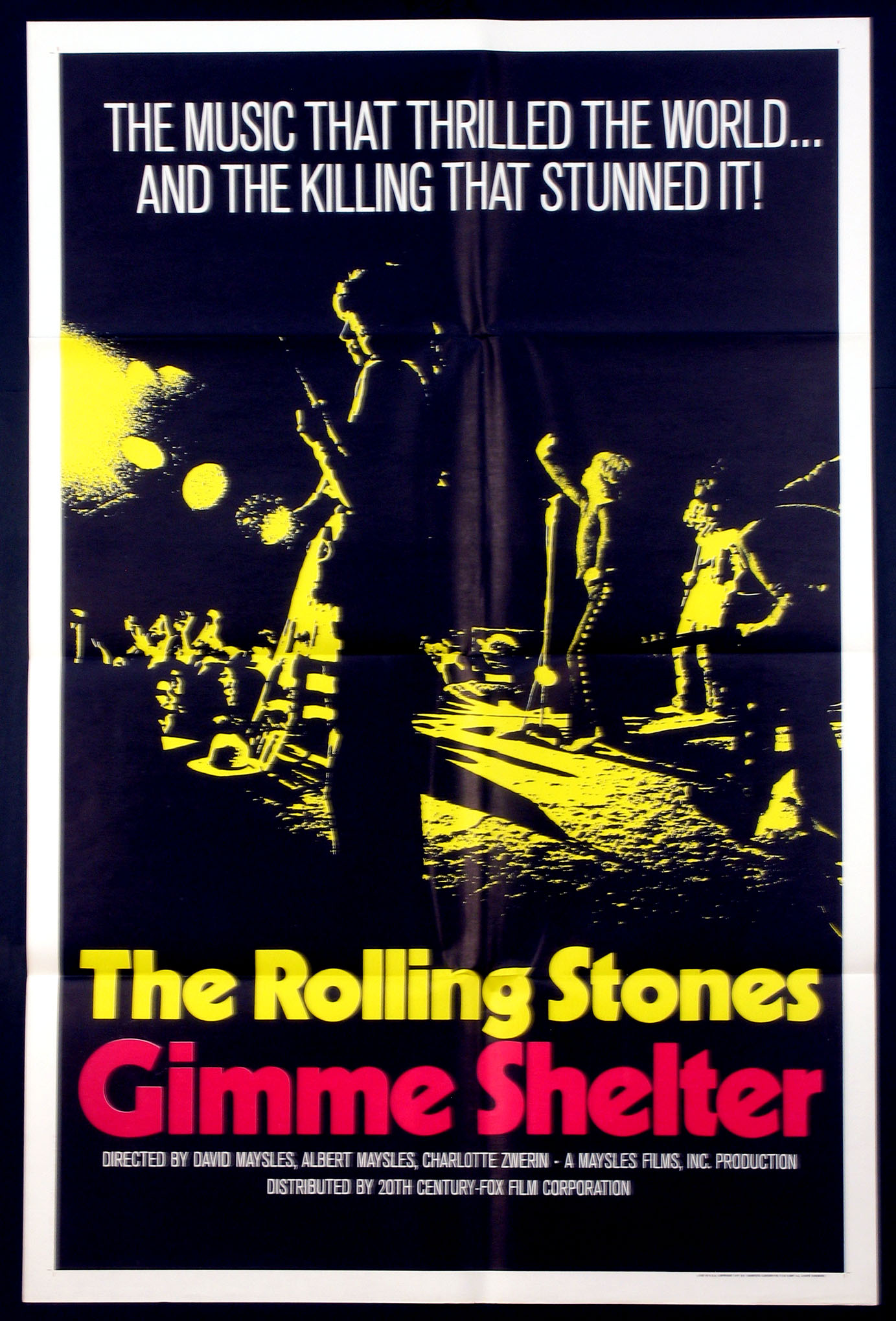 GIMME SHELTER @ FilmPosters.com