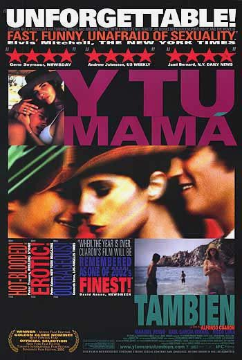 Y TU MAMA TAMBIEN (And Your Mother Too) @ FilmPosters.com
