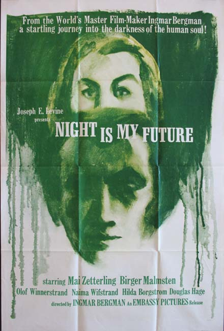 NIGHT IS MY FUTURE (MUSIK I MORKER) @ FilmPosters.com