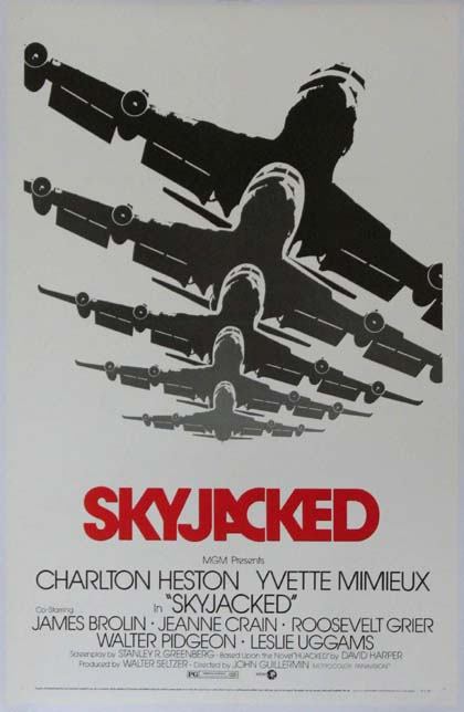 SKYJACKED @ FilmPosters.com
