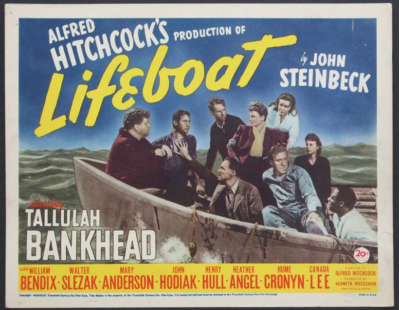 LIFEBOAT @ FilmPosters.com