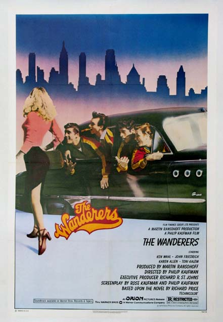 WANDERERS, THE (The Wanderers) @ FilmPosters.com