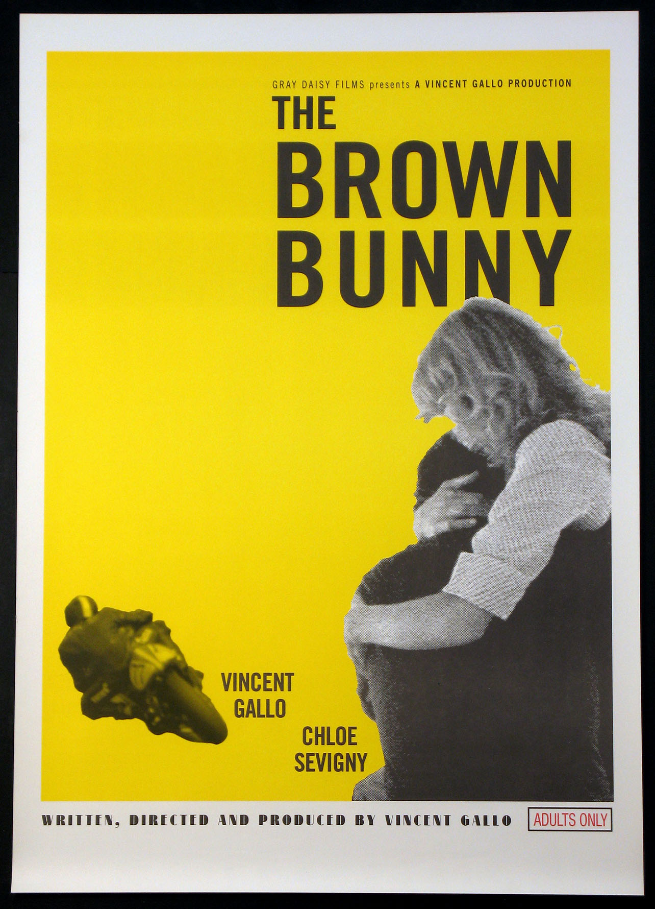 BROWN BUNNY, THE (The Brown Bunny) @ FilmPosters.com