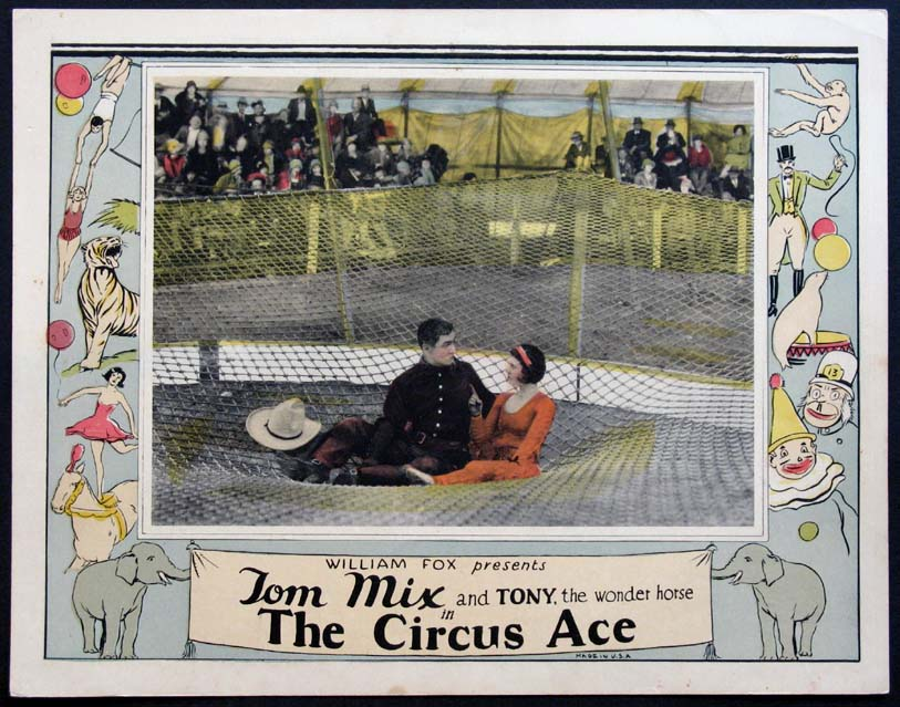 CIRCUS ACE, THE @ FilmPosters.com