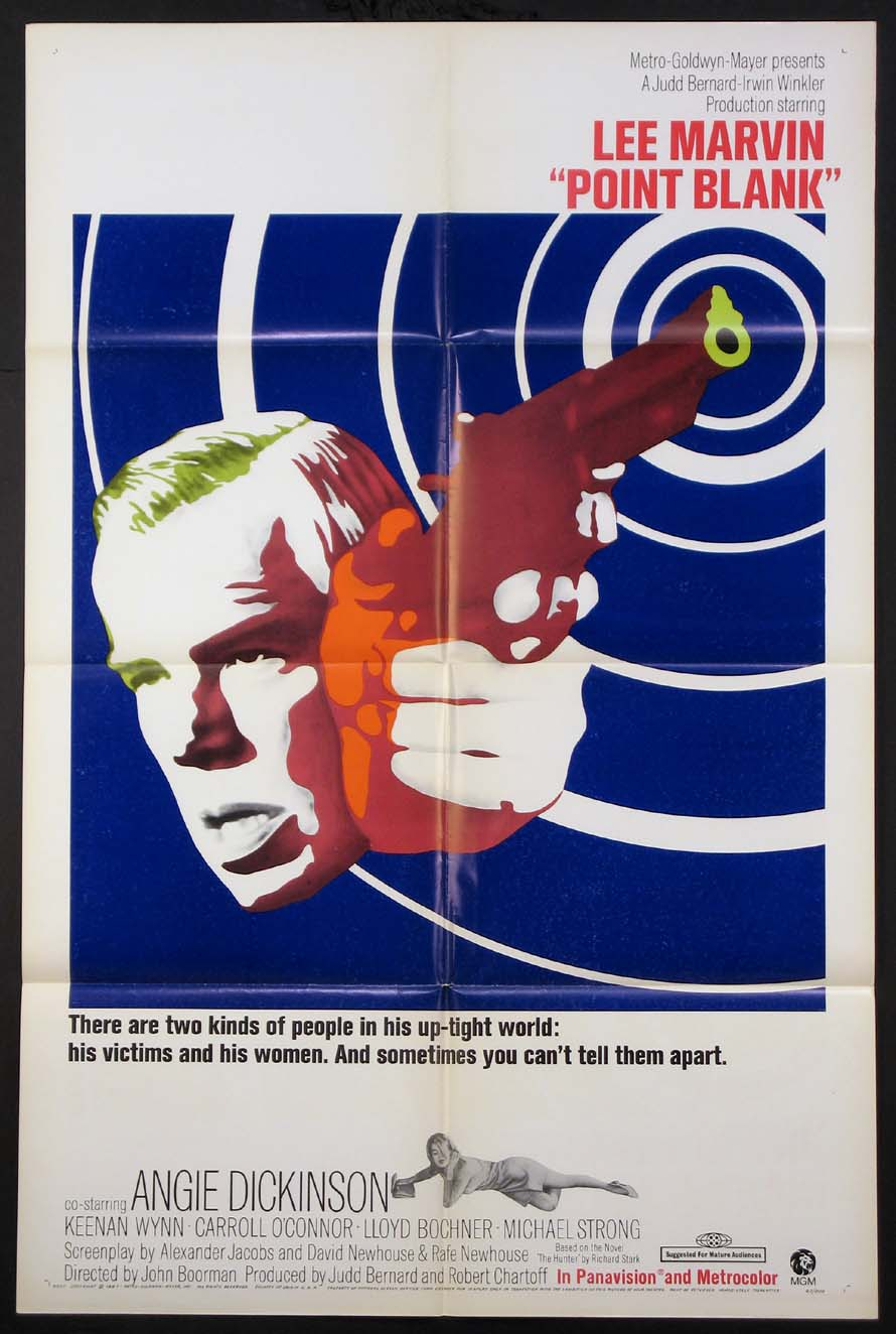 POINT BLANK @ FilmPosters.com