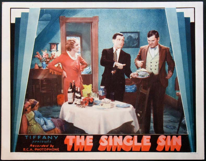 SINGLE SIN, THE @ FilmPosters.com