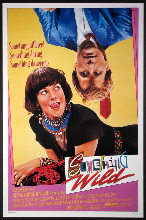 SOMETHING WILD @ FilmPosters.com