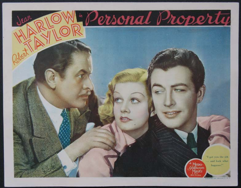 PERSONAL PROPERTY @ FilmPosters.com