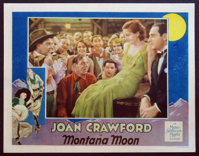 montana moon movie poster 1930 movie posters lobby