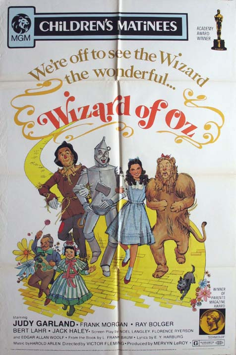 WIZARD OF OZ, THE (The Wizard of Oz) @ FilmPosters.com