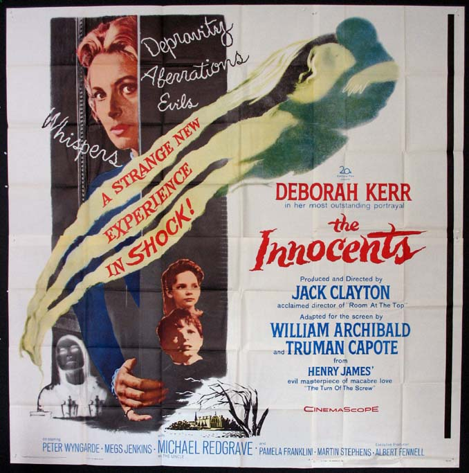 INNOCENTS, THE (The Innocents) @ FilmPosters.com