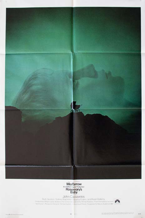 ROSEMARY'S BABY @ FilmPosters.com