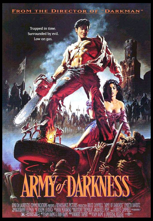 ARMY OF DARKNESS @ FilmPosters.com