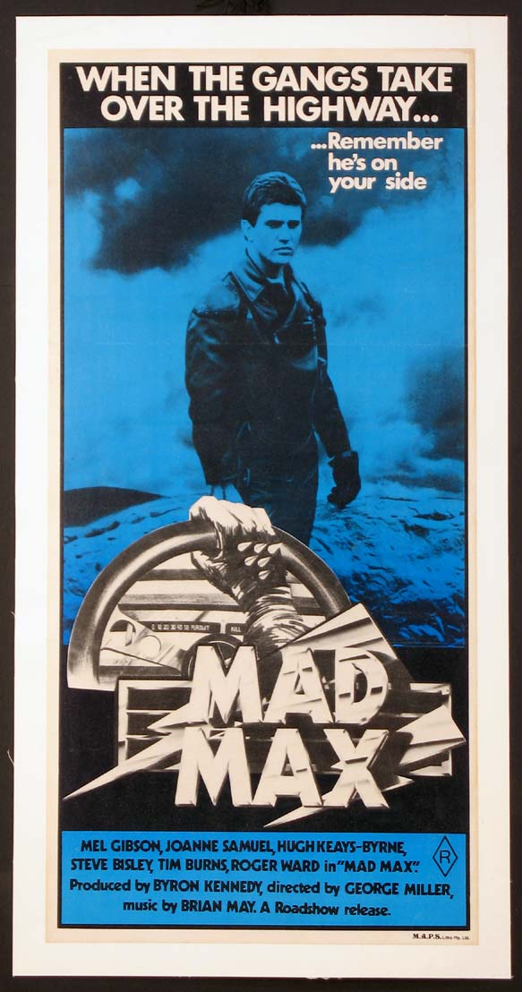 MAD MAX @ FilmPosters.com