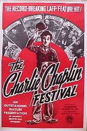 CHARLIE CHAPLIN FESTIVAL, THE @ FilmPosters.com