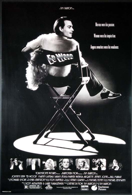 ED WOOD @ FilmPosters.com