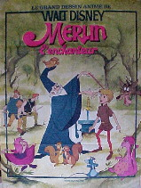 MERLIN, THE ENCHANTER @ FilmPosters.com