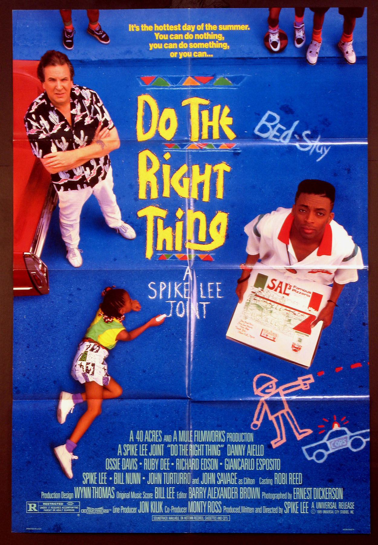 DO THE RIGHT THING @ FilmPosters.com