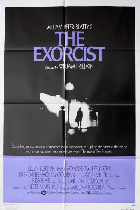 EXORCIST, THE (The Exorcist) @ FilmPosters.com