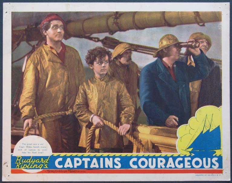 CAPTAINS COURAGEOUS @ FilmPosters.com