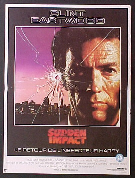 SUDDEN IMPACT @ FilmPosters.com